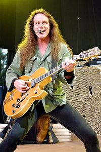 Ted Nugent Talks Off Road Racing Hunting Music Espn