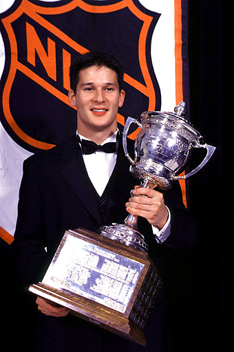 Kariya became one of the most dynamic player in the NHL in 1996.