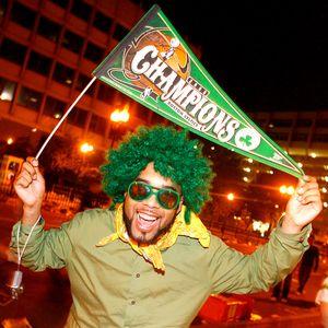 Celtics Fan