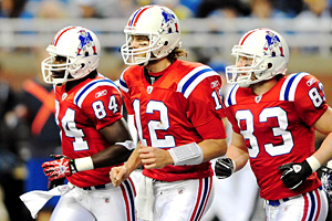 Patriots throwbacks