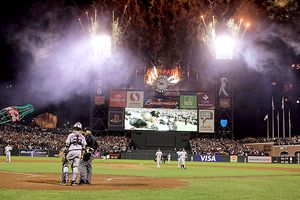 Fireworks Have Important Place In History Of Sports Teams