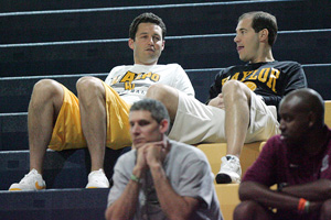 Scott and Bryce Drew