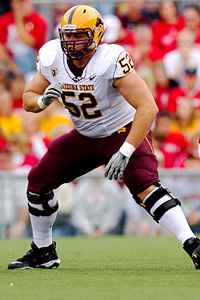 Arizona State's Garth Gerhart