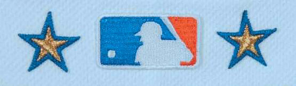 MLB All-Star insignia