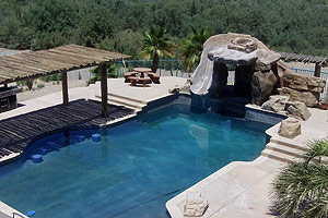 Jose Canseco's pool