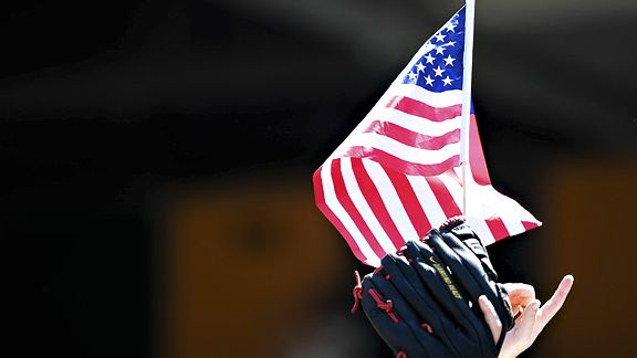Flag/Glove