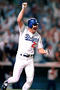 Kirk Gibson