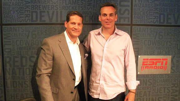 Gene Chizik/Colin Cowherd