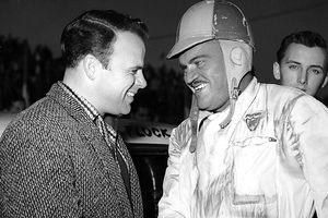 Bruton Smith and Fonty Flock