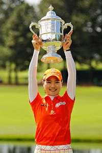 U.S. Women's Open Champion So Yeon Ryu