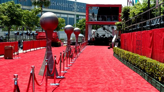 The ESPYs Red Carpet