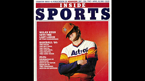 Inside Sports (Nolan Ryan)