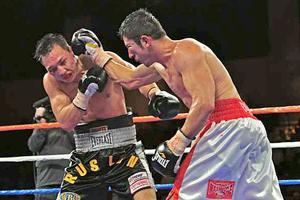 Mauricio Herrera vs. Ruslan Provodnikov
