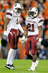 Alshon Jeffery and Marcus Lattimore