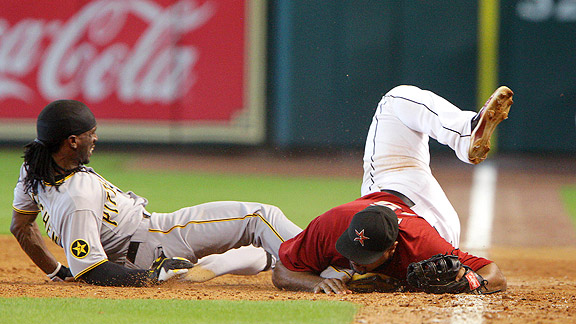 Andrew McCutchen, Carlos Lee