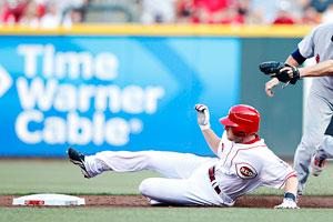 Zack Cozart Rojos Cincinnati