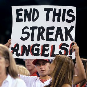 Los Angeles Angels fan