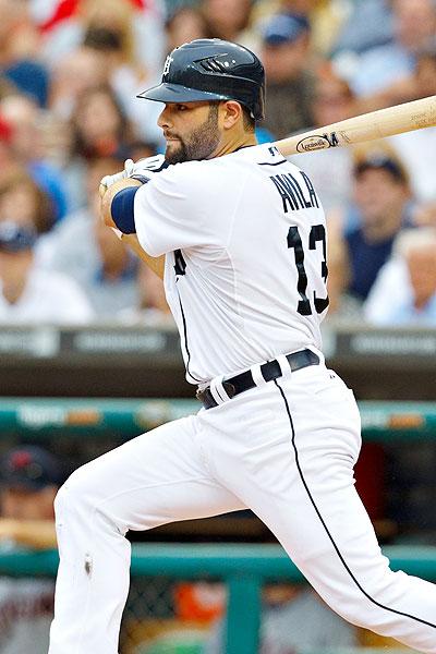 Detroit Tigers Alex Avila Has Taken A Huge Step Forward