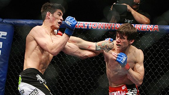 Dominick Cruz vs. Brian Bowles