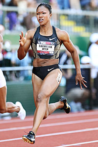 Carmelita Jeter