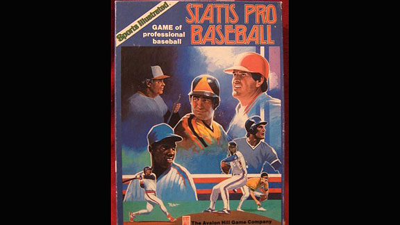 Stats Pro Baseball