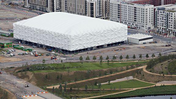 Olympic Stadium, Basketball Arena, 2012 London Games, Summer Olympics