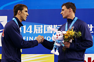 Lochte/Phelps
