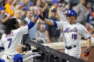 Jose Reyes, Carlos Beltran