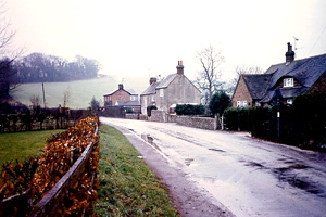 Amberley, an English village
