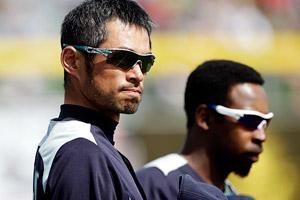 Ichiro Suzuki & Chone Figgins