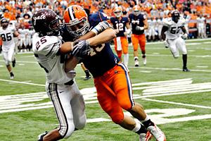 Syracuse's Adam Harris