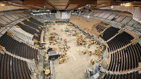 A First Hand Look Inside Msg S Renovations Knicks Blog Espn