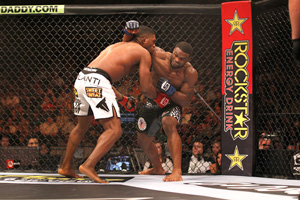 Paul Daley vs Tyron Woodley