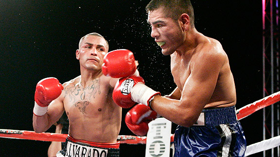 Mike Alvarado, Gabriel Martinez