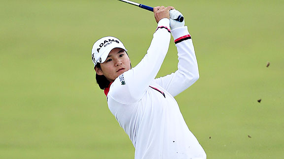 Yani Tseng successfully defended her British Open title, and in doing so became the youngest player -- male or female -- to win five majors.