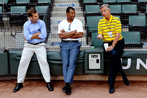 Hahn, Williams, Dombrowski