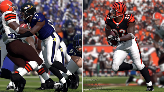 madden 10 player ratings ravens football
