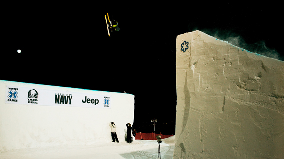 Former Winter X Slopestyle gold medalist TJ Schiller didn't compete last year due to a knee injury.