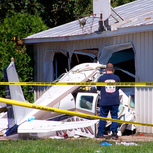 Hatch Family Plane Crash