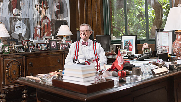 Gordon Gee Ohio State