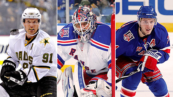 Callahan, Lundqvist, Richards