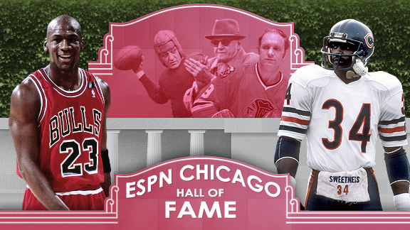 ESPNChicago's Hall of Fame