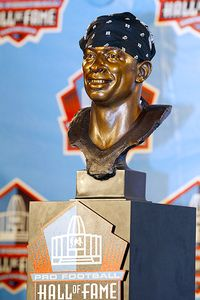Deion Sanders bust