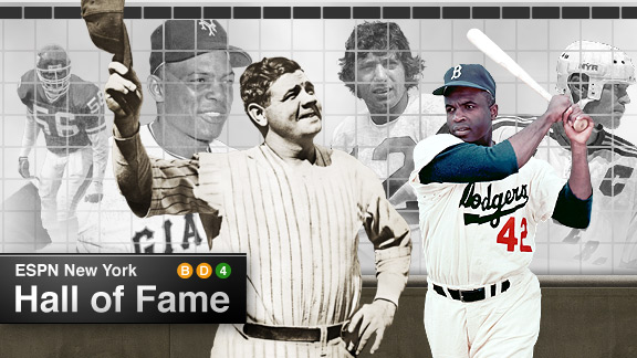Hall of Fame candidates