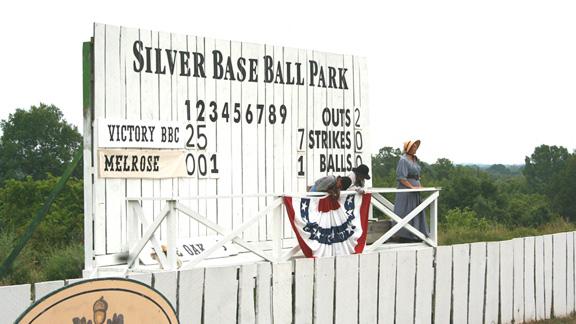 Silver Ball Scoreboard