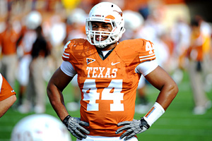 Texas' Jackson Jeffcoat