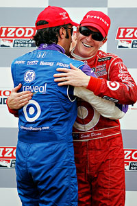 Dixon/Franchitti