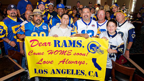 Rams Fans