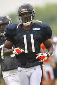 Images New Bears receiver Roy Williams had his two most productive NFL