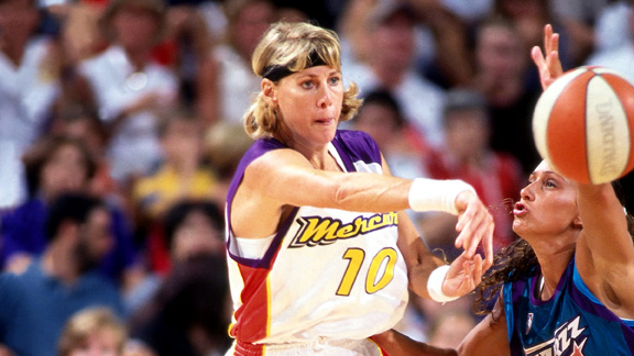 Nancy Lieberman